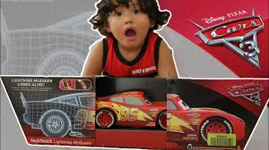 cars 3 toys tech touch lightning mcqueen touchscreen vehicle by
