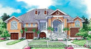 Beach House Layouts Home Plan Laguna Beach Sater Design Collection