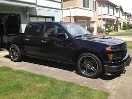 chevy colorado lowered another happy customer lowered 20s etc chevrolet colorado