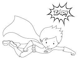 superhero color free superhero coloring wolverine