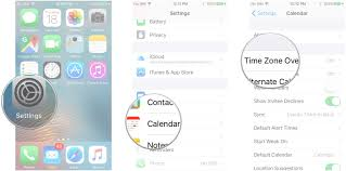 how to customize calendar for iphone and ipad imore