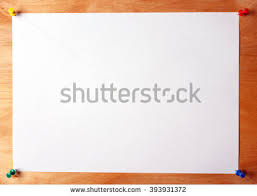 blank paper to write on write your message on a blank sheet of stock images royalty free