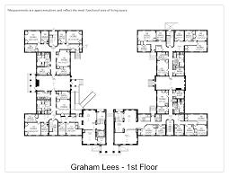 Internet Cafe Floor Plan Graham Lees Hall Washington And Lee University