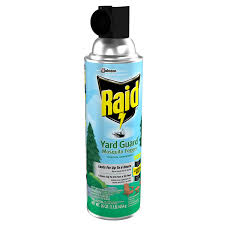 raid yard guard mosquito fogger 16 ounces walmart com