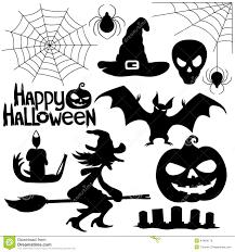 halloween signs stock vector image 44464176