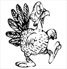 turkey template animal templates free u0026 premium templates