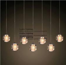 free shipping modern pendant light l globes style led