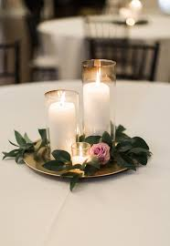 table centerpieces with candles wedding centerpieces with candles and mirrors mrs pineapple u0027s