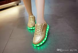 how to charge light up shoes led shoes women solid new fashion schoenen casual chaussures