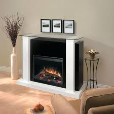 dwyer electric fireplace entertainment center in cherry