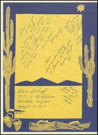 carl hayden high school yearbooks explore 1960 carl hayden high school yearbook az classmates