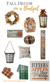 Fall Decorating Ideas On A Budget - fall decor on a budget blogging diy room decor and holidays