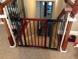 Evenflo Home Decor Stair Gate Baby Gates For Stairs With Railings Target Baby Gates For Stairs