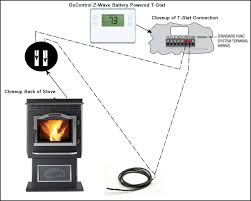 Harman Pellet Stoves Connect A Harman Stove To A Z Wave Thermostat Myzwave Net