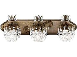 crystal wall sconce light fixture century wall sconce 4 light