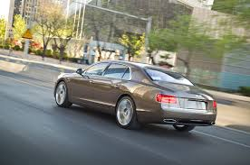 bentley continental flying spur rear 2013 bentley continental flying spur reviews and rating motor trend