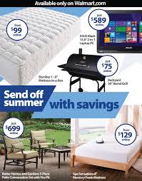 Walmart Backyard Grill by Walmart Weekly Ad 9 4 2015 9 17 2015