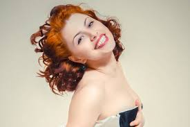 girl hair pin up girl hair medium hair styles ideas 20584