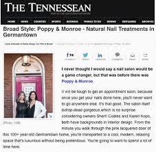 press u2014 poppy u0026 monroe natural nails sugaring organic skincare