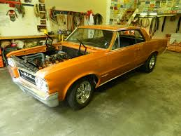 pontiac gto 1964 restoration muscle car fan