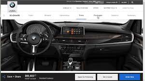bmw build your car 2017 bmw x5 xdrive35i build price and options build your own