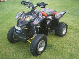2011 polaris scrambler 500 4 4 review atv illustrated