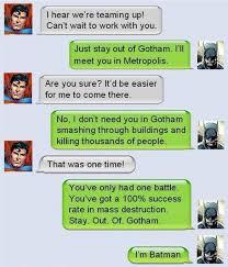 Superman Better Than Batman Memes - superman vs batman i m the goddamn batman know your meme