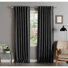 100 Inch Blackout Curtains Exclusive Fabrics Extra Wide Thermal Blackout 108 Inch Curtain