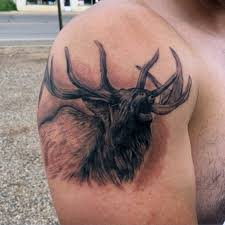 70 hunting tattoos for men skills of war in times of peace