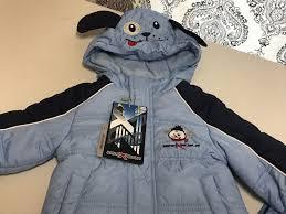 baby boys zeroxposur winter coat snowpant snowsuit puppy blue sz