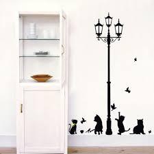 Cat Wall Furniture Online Get Cheap Black Cat Wallpaper Aliexpress Com Alibaba Group