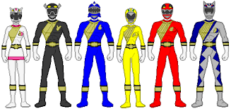 red power ranger wild force clipart free clipart