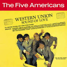 western photo album the five americans western union vinyl lp at discogs