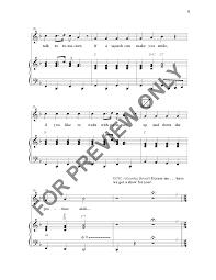 veggietales unison two part singer u0027s editio j w pepper sheet music