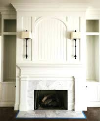 Ideas For Fireplace Facade Design Fireplace Surround Design Cotton Stems Within Fireplace Mantels