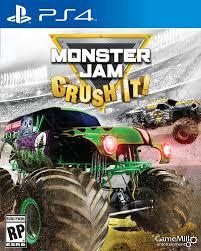 dirt bike motocross games amazon com monster jam ps4 playstation 4 video games