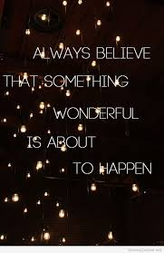 always believe quote hd wallpaper free