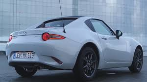 mazda made in japan 2017 mazda mx 5 rf miata interior exterior and driving test youtube