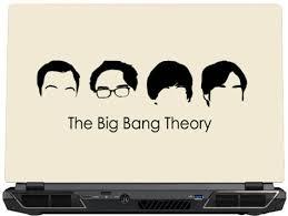Big Bang Theory Toaster Skinshack The Big Bang Theory Laptop Skin Vinyl Laptop Decal 13 3