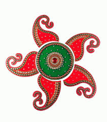 kundan rangoli designs online shopping buy readymade rangoli