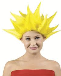 Lisa Simpson Halloween Costume International Wigs Lisa Simpson Wig