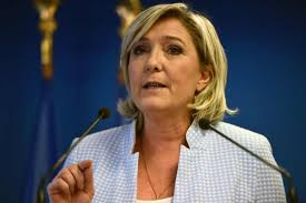 Marine Le Pen Who Is Marine Le Pen French Former National Front Leader And