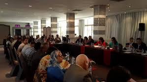 bureau du commerce international le matin lancement du projet renforcer l impact du commerce