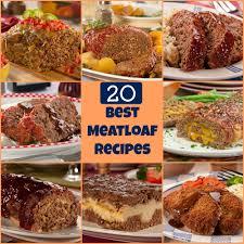 Cooking Light Meatloaf How To Make Meatloaf 20 Of Our Best Meatloaf Recipes Mrfood Com