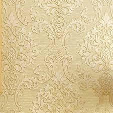 new 3d flower pattern non woven thick wallpaper roll modern