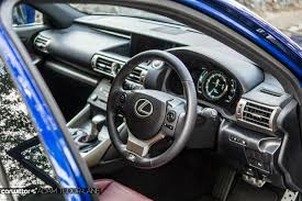 lexus cars interior lexus is 200t review u2013 stunner carwitter