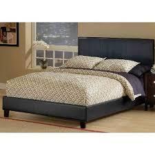 Black King Platform Bed Wood Metal Upholstered Bunk Beds Furniture Rc Willey