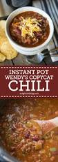 wendys open on thanksgiving instant pot wendy u0027s copycat chili a night owl blog