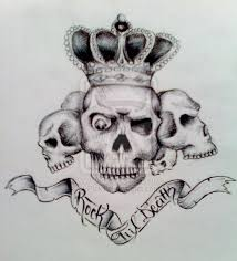skull crown tattoo design photo 2 2017 real photo pictures