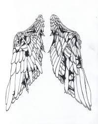 broken wings by wolfbourne on deviantart